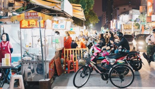 台湾の南、高雄のローカルを感じることができる夜市「自強夜市 (苓雅夜市)」に行ってきたよ